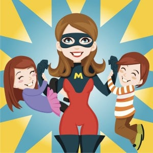 supermom(© Thinkstock
