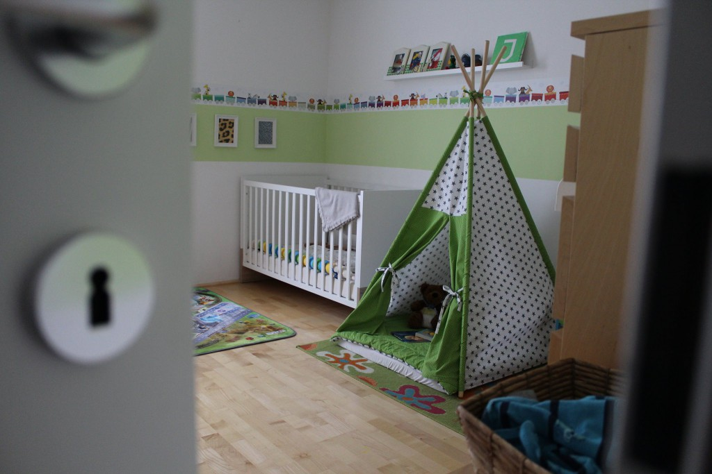 """Ein Blick in das Kinderzimmer von Jonas. Mama Christina bloggt unter """"Ich mit Kind""""."""