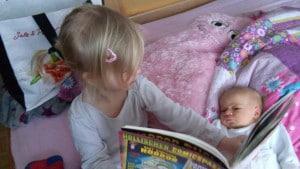 TV und Bücher werden hauptsächlich auf Französisch geschaut und gelesen.