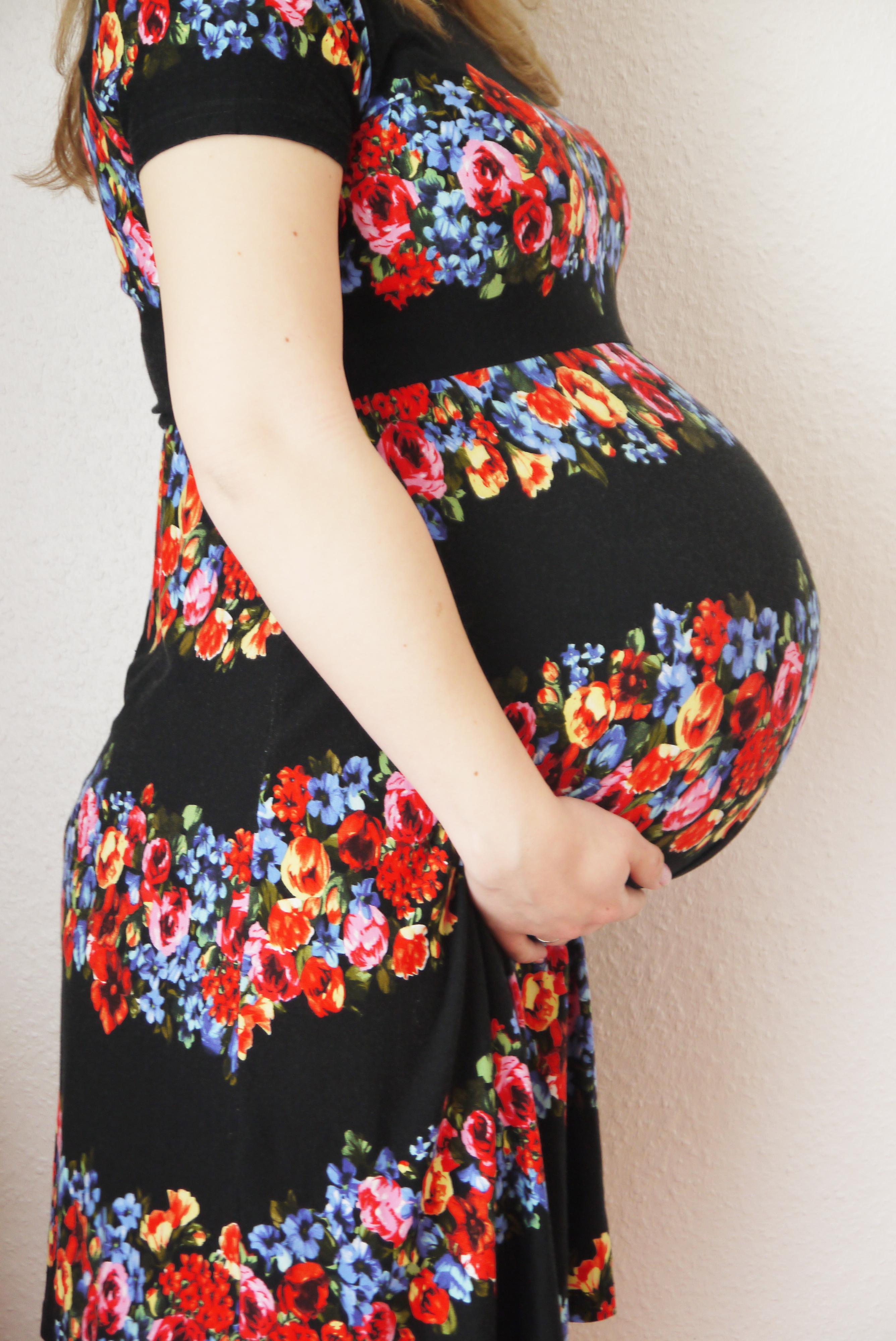 Melanie_38. SSW_Zwilingsschwangerschaft