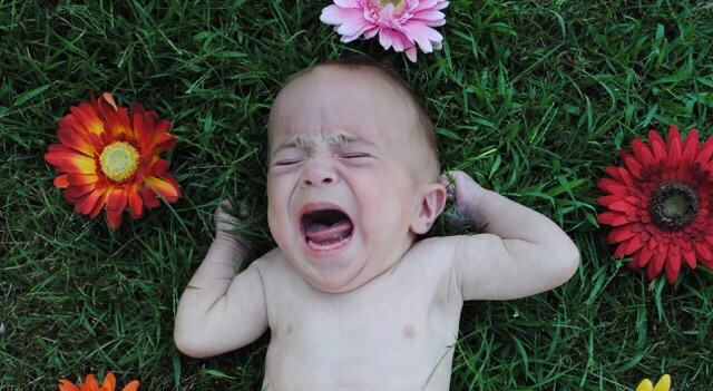 Hilfe mein Baby schreit