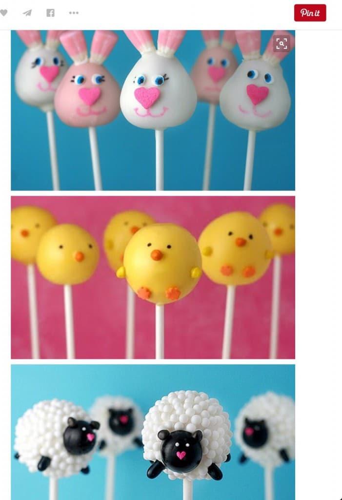 So hätten sie aussehen können, meine Popcakes...