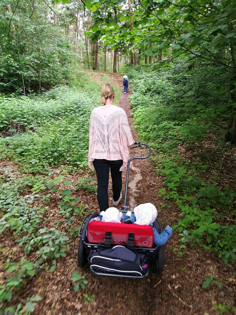 Ab in den Wald! Wir machen den Praxistest!