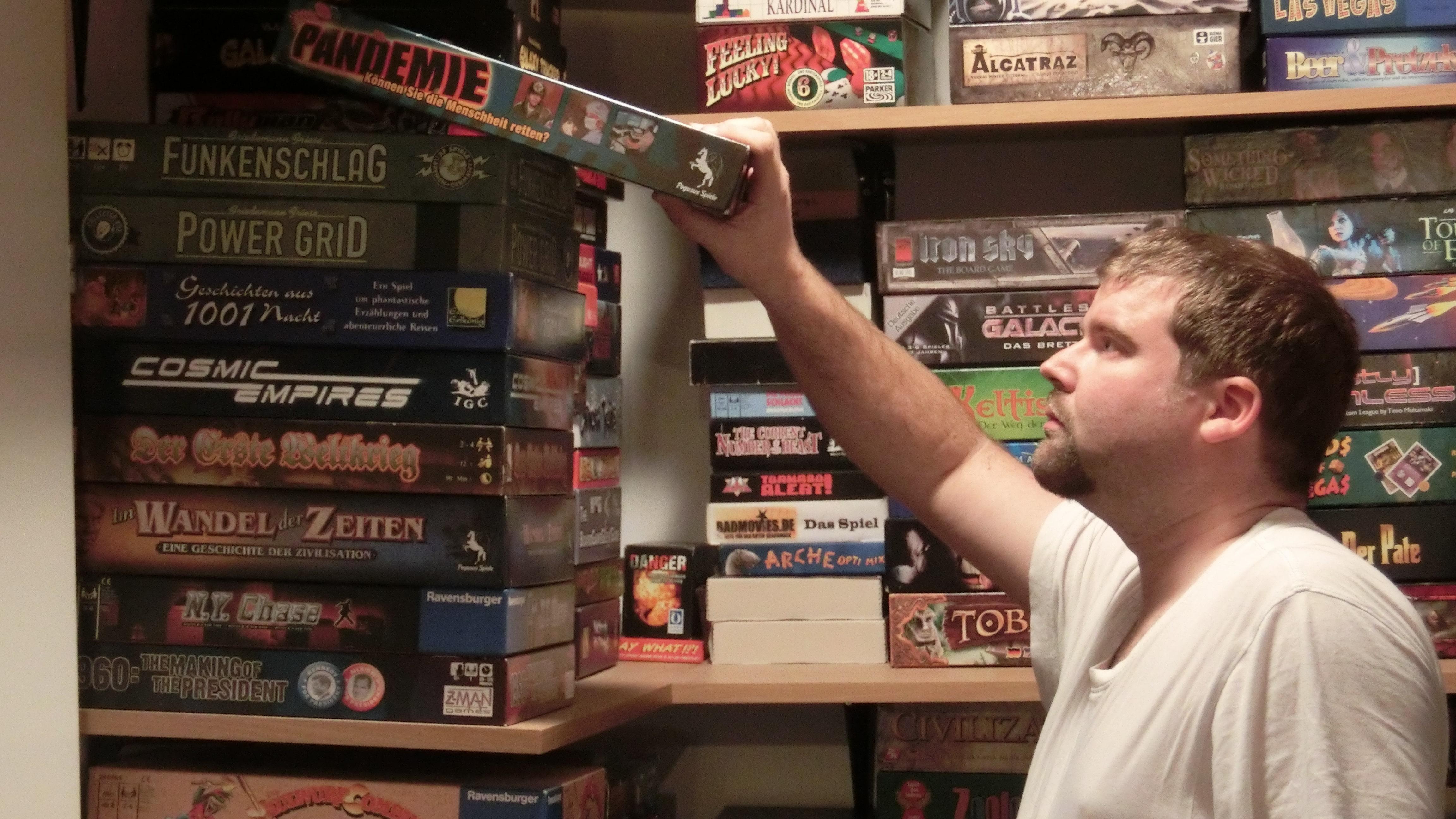 Spieleerfinder Thomas Nezold