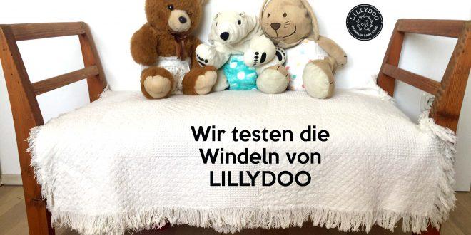 Rabattcode für Lillydoo – Windeln