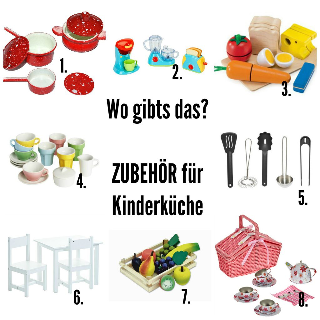 ☆ › Wir pimpen unsere IKEA-Kinderküche \