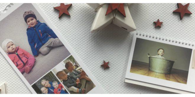 Fotokalender als perfektes Weihnachtsgeschenk für Omas