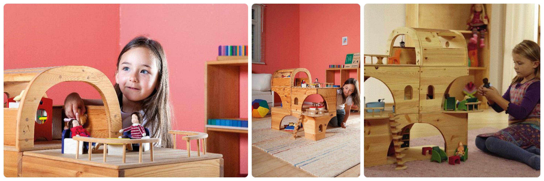 Diese tolle Puppenhaus von Livipur könnt ihr bei Einerschreitimmer gewinnen!