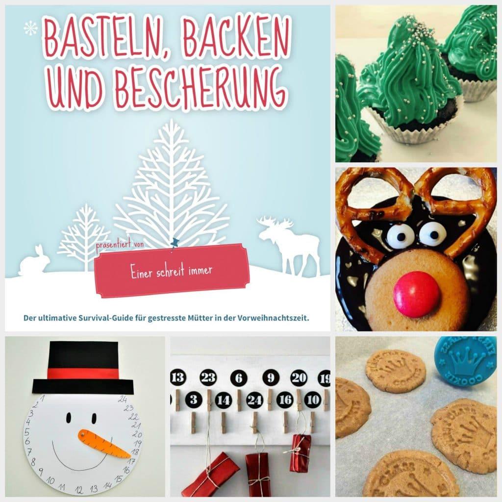 """Weihnachtsebook """"Einer schreit immer"""""""