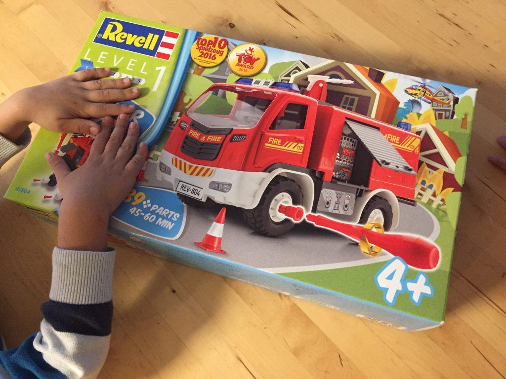 """Micky ist sich sicher: """"Ich will Feuerwehrmann werden!"""""""
