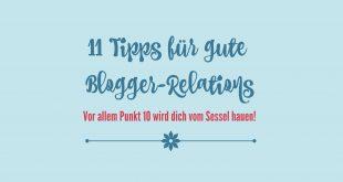 Tipps für Gute_Blogger_Relations