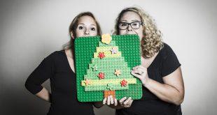 Weihnachten Lego
