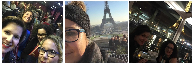 Was hast du eigentlich in Paris gemacht? #efluent5