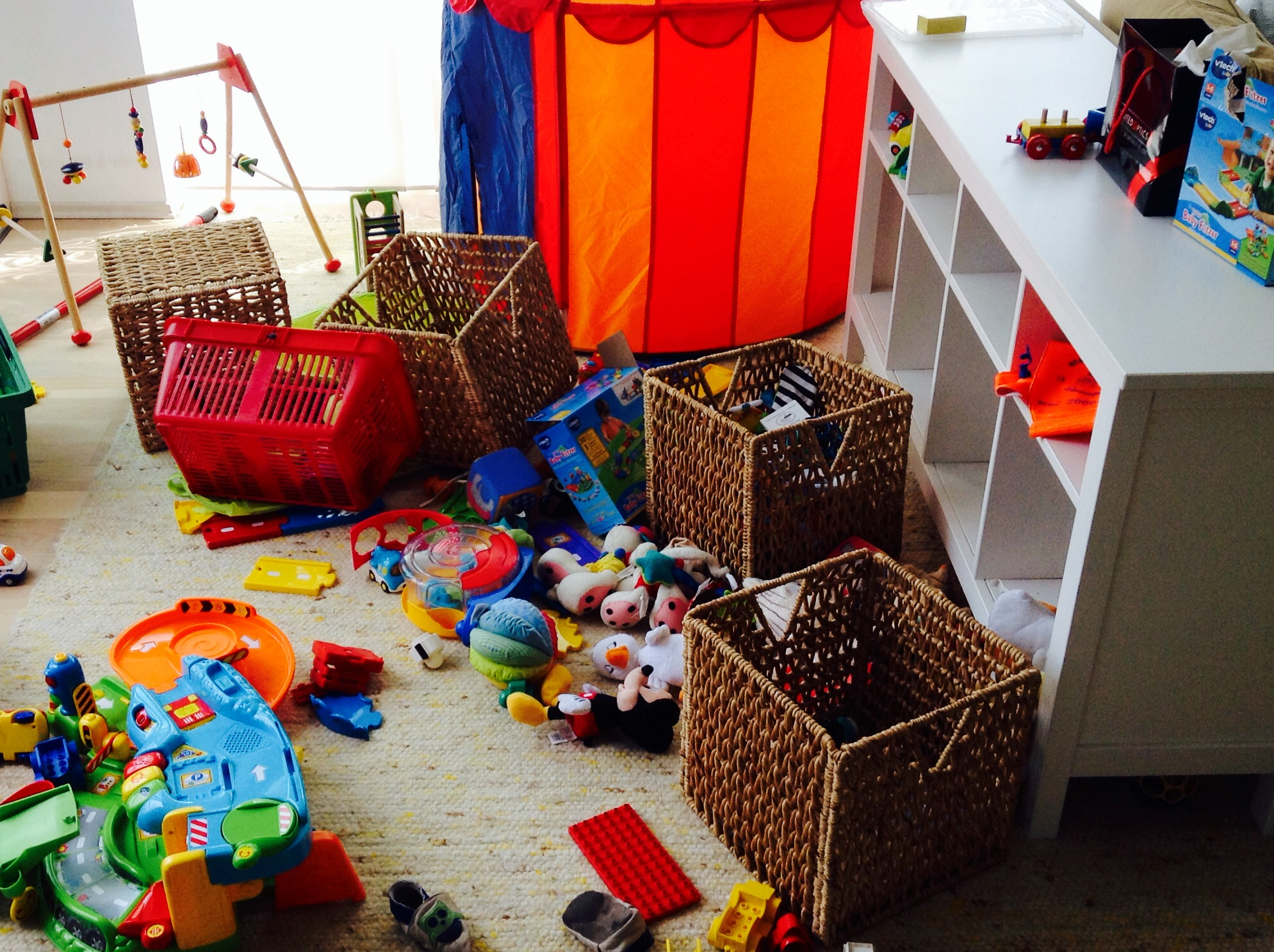 Die TOP 11 Ideen für mehr Ordnung im Kinderzimmer ...