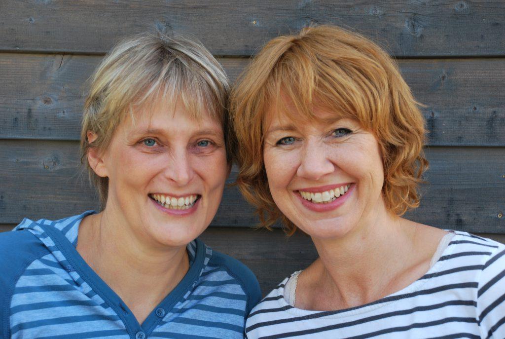 Autorinnen des Zwillingsbilderbuches