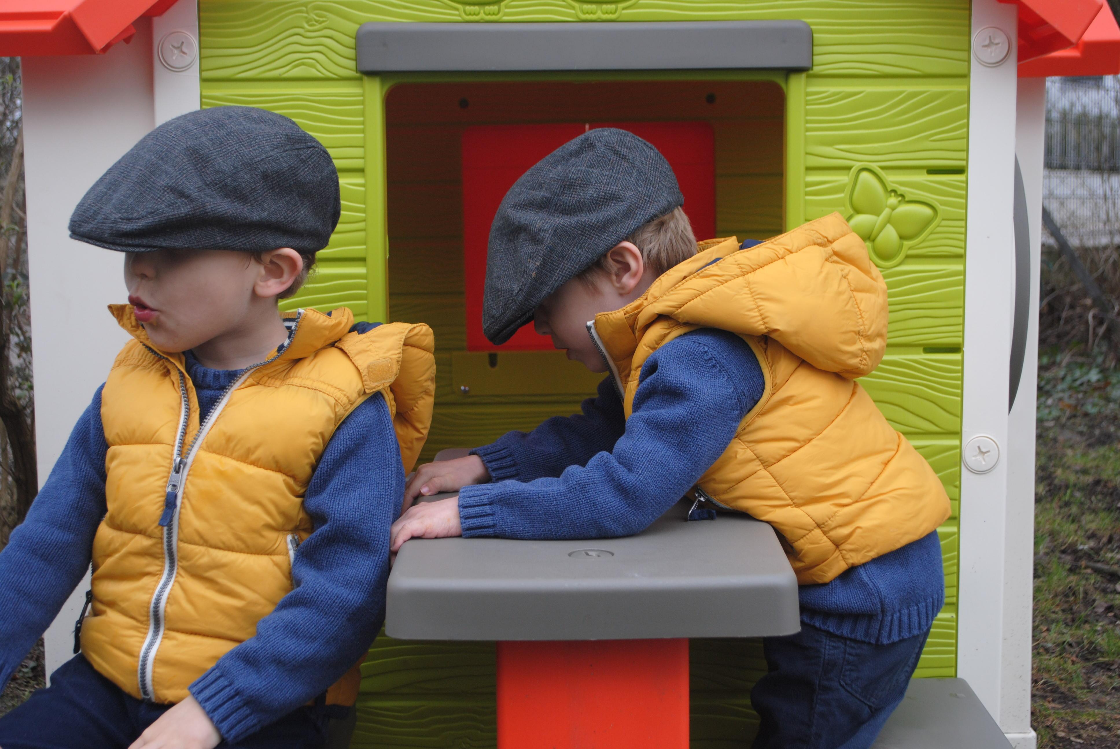 Naturhaus Mit Sommerküche Smoby : ☆ u203a die zwillinge sind ausgezogen! gewinne ein spielhaus von smoby!