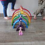 Gewinne einen Regenbogen von Grimm's