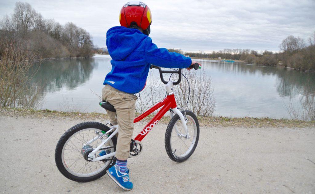 Woom Bike - die richtige Größe ist beim Kinderfahrrad entscheidend
