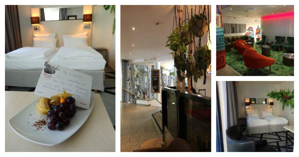 Berlin Hotel: Scandic Kurfürstendamm. Sehr zu empfehlen: egal ob mit und ohne Kinder