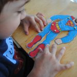 Superman-Hampelmann-DIY-Vatertag