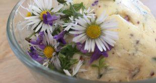 Rezept für Gänseblümchenbutter mit Gundram