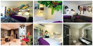 Berlin: Hotel Scandic Kurfürstendamm Zimmer