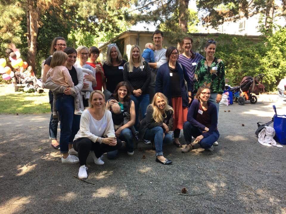 Blogfamilia 2017: Team Österreich