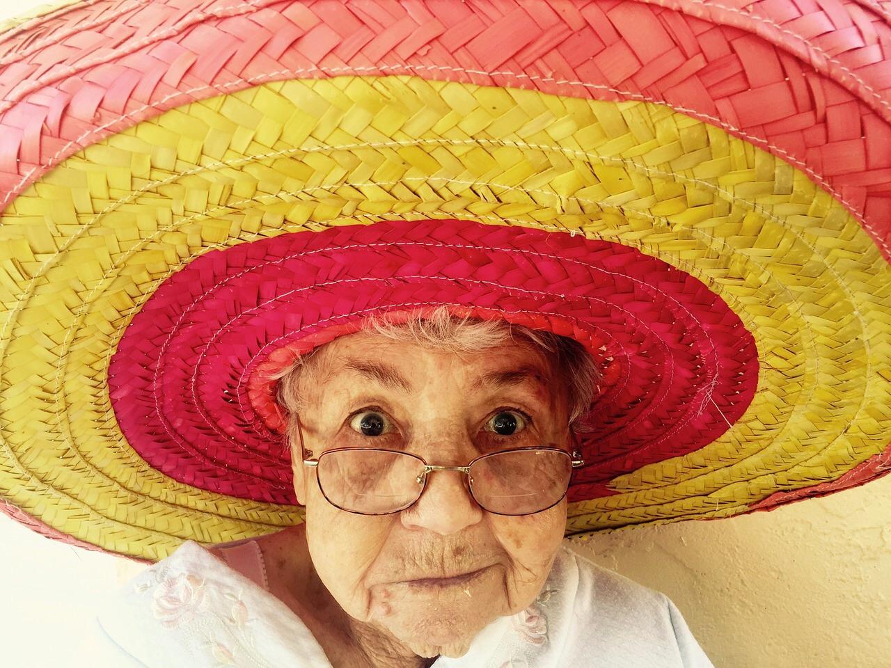 Ein oma enkelkind bevorzugt fredmalmalig: Oma
