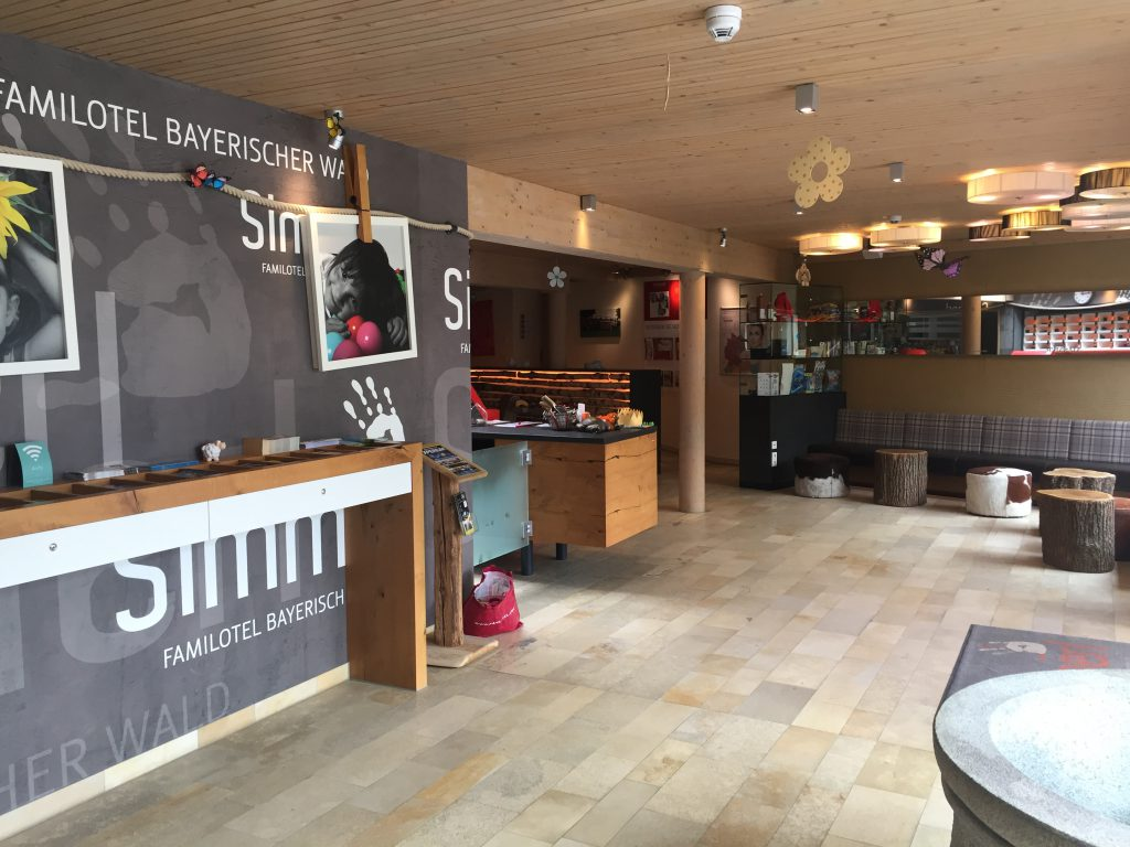 Familotel Simmerl in St. Englmar