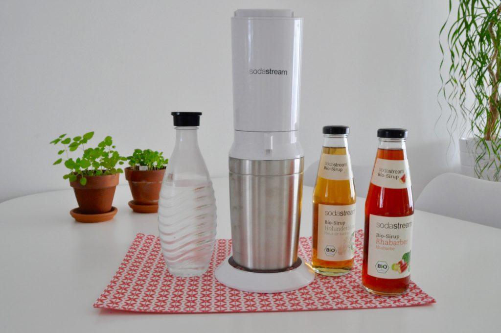 Sodastream Crystal 2.0 Test, Rezept, Gewinnspiel
