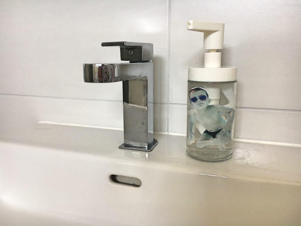 DIY: Seife mit Unterwasserfoto aus dem Urlaub