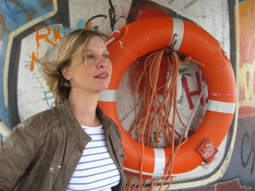 Autorin Verena Carl