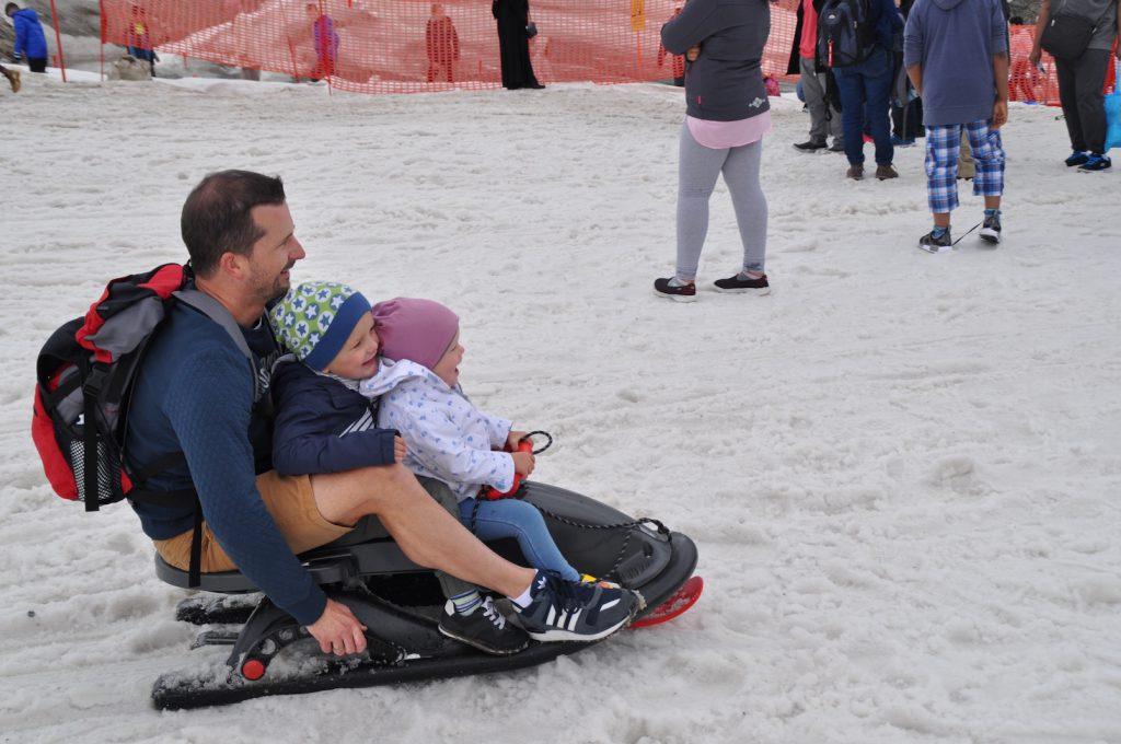 Die Top 11 Ausflugsziele in Zell am See/Kaprun mit Kindern: Kitzsteinhorn
