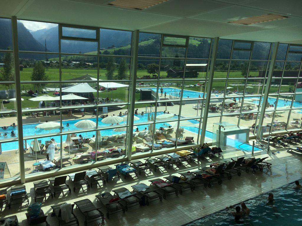 Die Top 11 Ausflugsziele in Zell am See/Kaprun mit Kindern: Tauern Spa