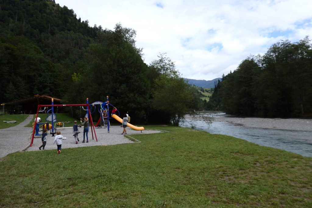 Die Top 11 Ausflugsziele in Zell am See/Kaprun mit Kindern: Klammsee