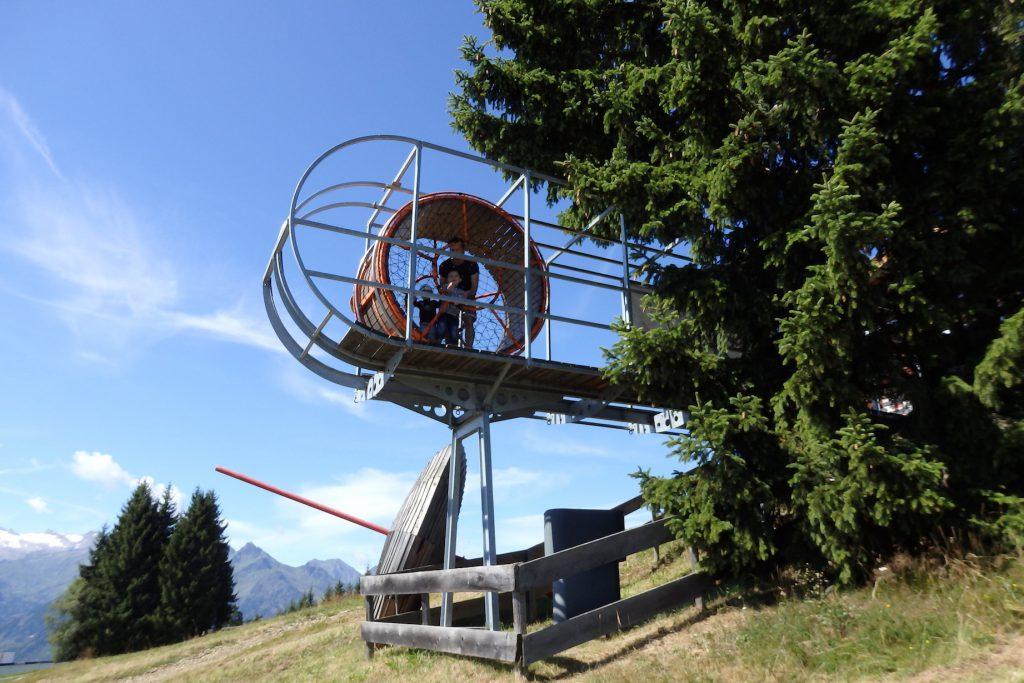 Die Top 11 Ausflugsziele in Zell am See/Kaprun mit Kindern: Schmiedolins Labyrinth