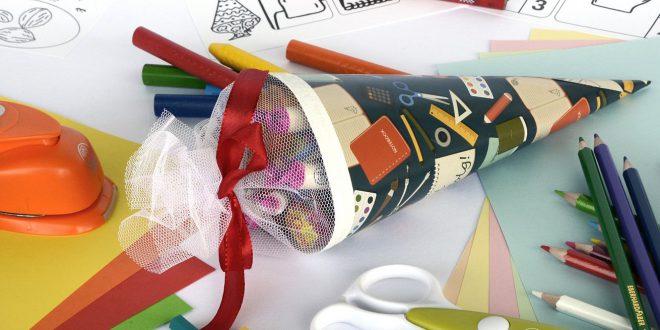 Schulstart: Die Top 11 Kleinigkeiten für die Schultüte