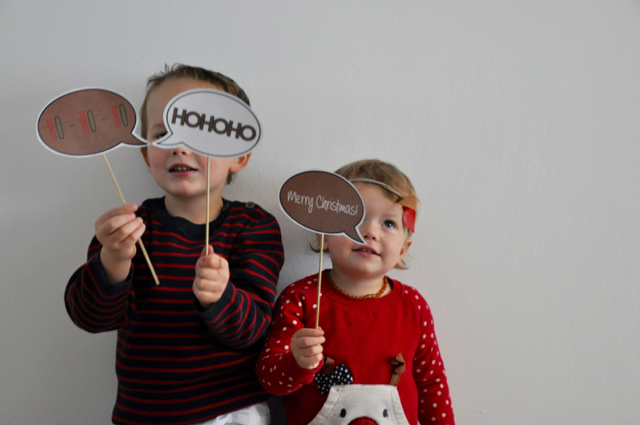 Freebie: Einerschreitimmer Photo Booth