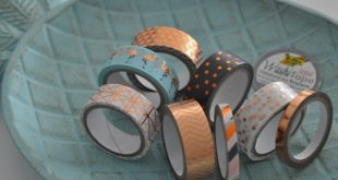 schöne und einfache Ideen mit Washi Tape