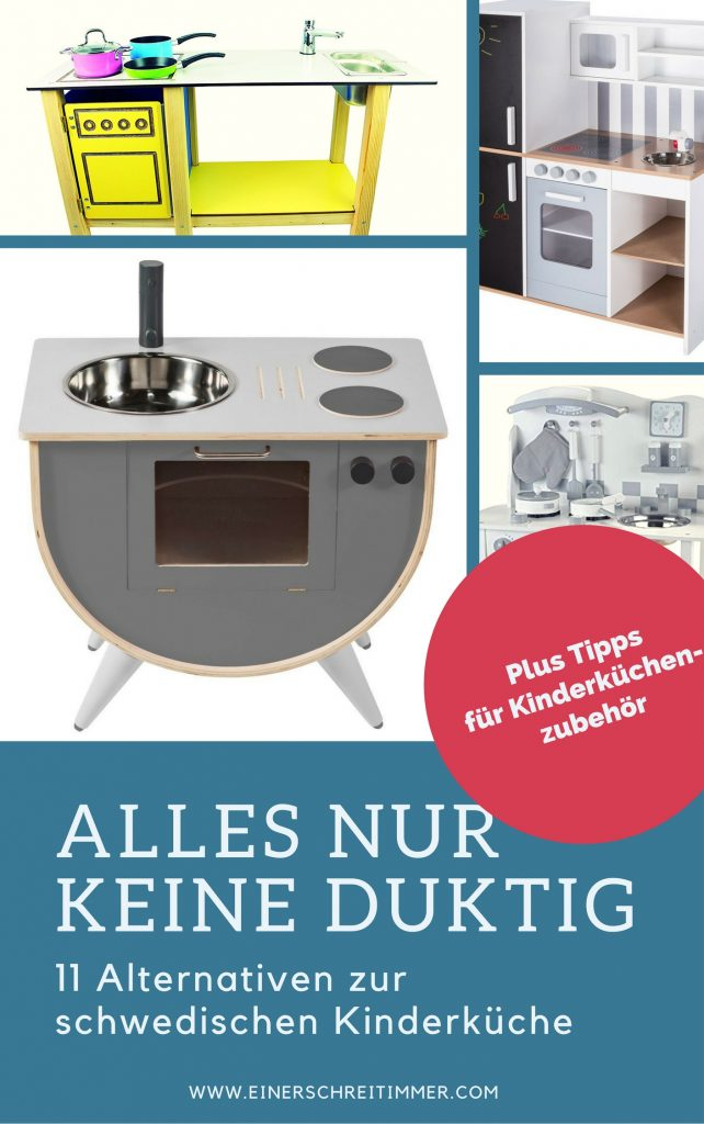 alles nur keine duktig 11 alternativen zur ikea kinderk che. Black Bedroom Furniture Sets. Home Design Ideas
