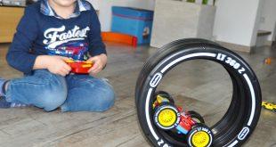 Tire Twister – das ferngesteuerte Auto mit dem Twist