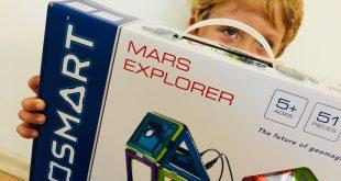 GEOSMART Mars Explorer