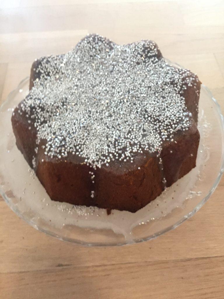 Rezept Fur Einen Einfachen Lebkuchen Kuchen