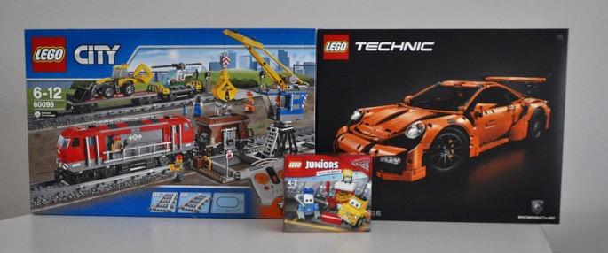 Unsere Lego Weihnachtsgeschenke