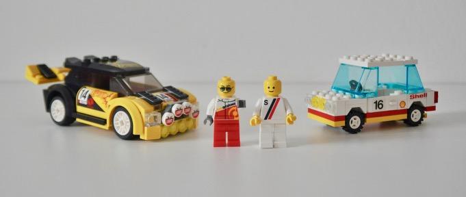 Lego Damals und Heute - der Vergleich