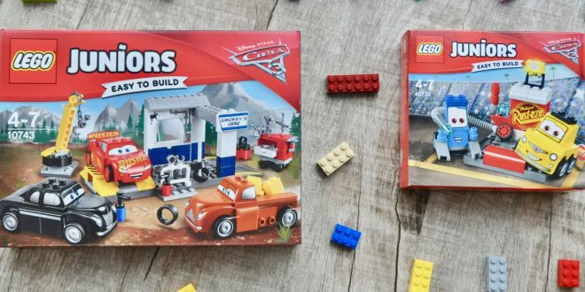 Gewinnspiel Lego Juniors Cars