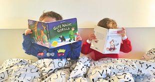 Top 11 Einschlafbücher