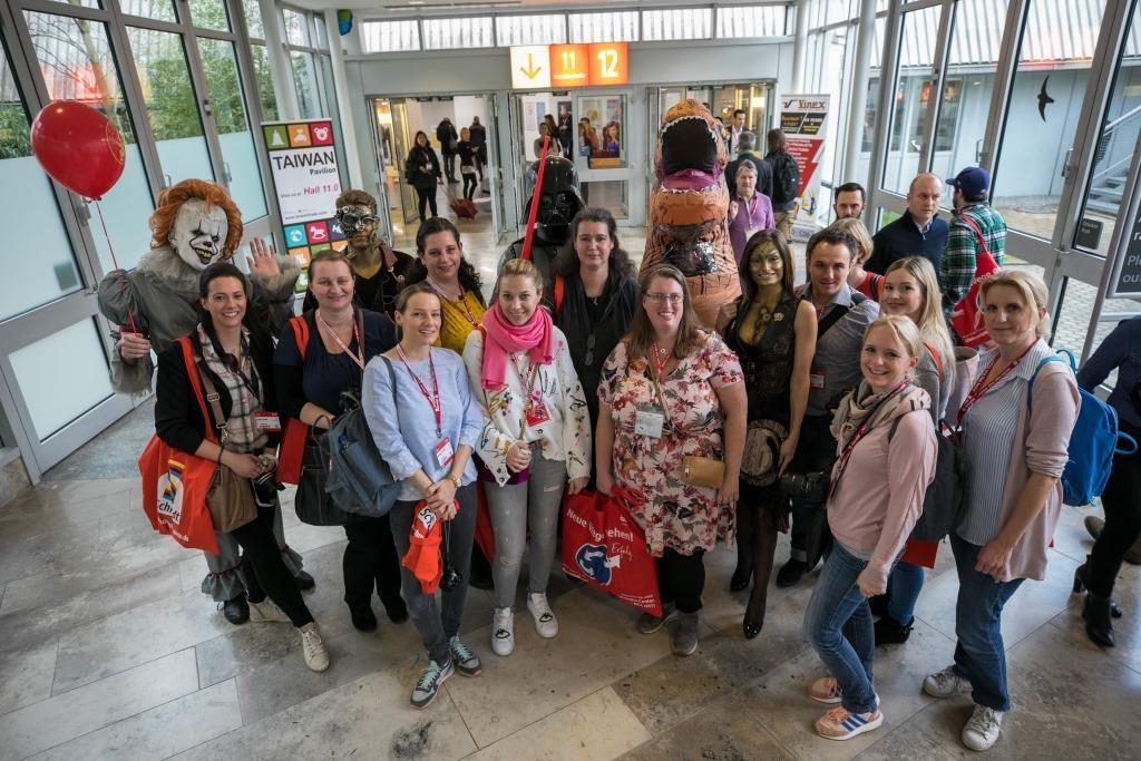 Spielwarenmesse 2018 Nürnberg Blogger Tour 2018