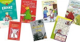 Unsere liebsten Kinderbücher von Christine Nöstlinger