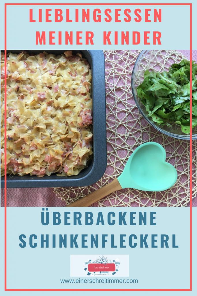 Schinkenfleckerl - das absolute Lieblingsessen meiner Kinder - Österreichisches  Rezept